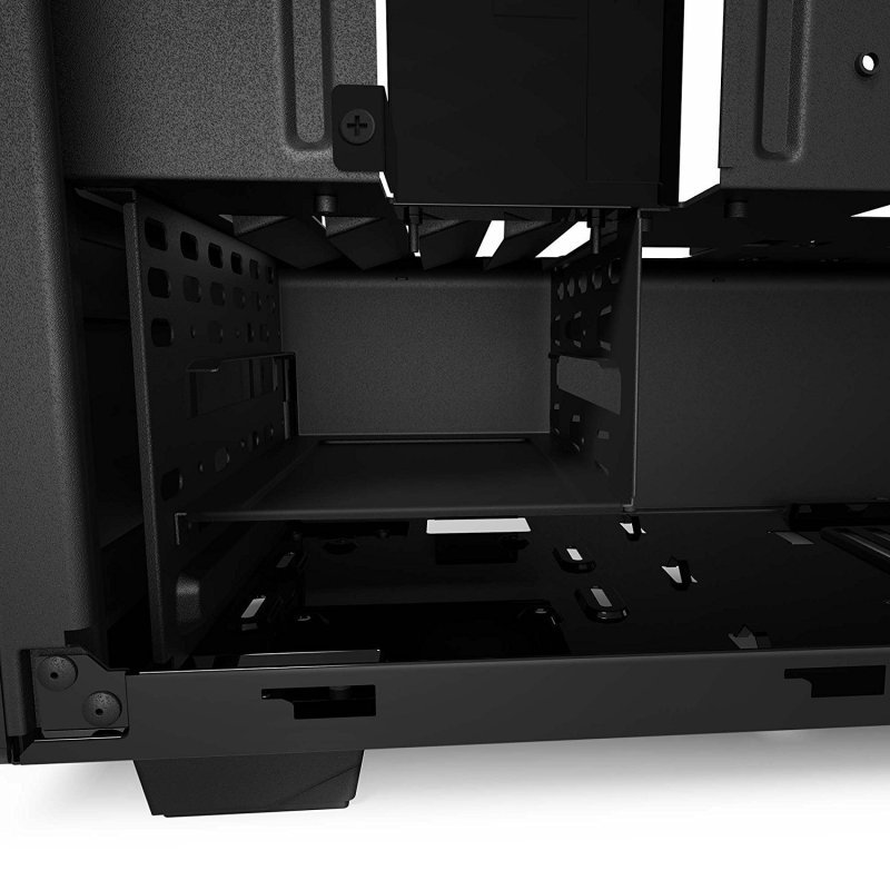 NZXT Source 340 Mid Tower Case - Black