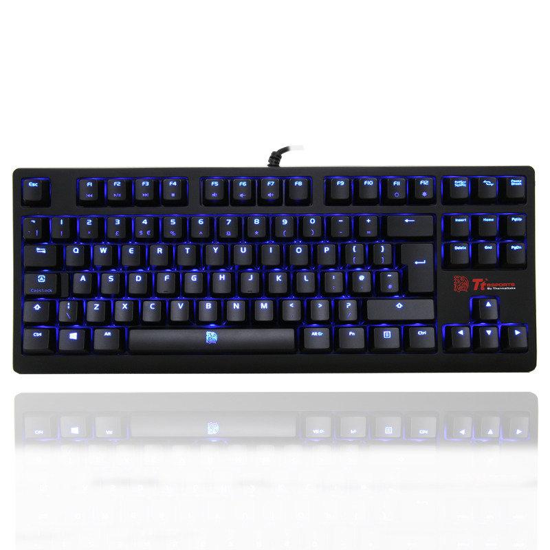 E-Sports Poseidon ZX Illuminated Mechanical Keyboard