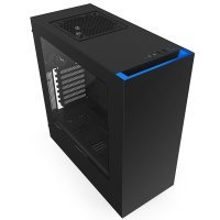 NZXT Source 340 Mid Tower Case - Blue