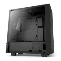 NZXT S340 Elite Black Gaming Case with HDMI VR Support