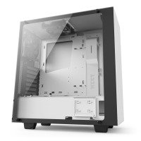 NZXT S340 Elite White Gaming Case with HDMI VR Support