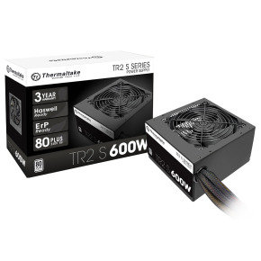 TR2 S Series 600W Power Supply 80 Plus Certified Active