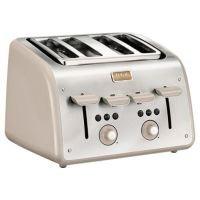 Tefal 4 Slice Maison Toaster Oatmeal Grey