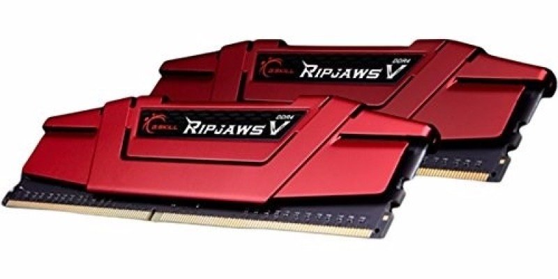 G.Skill Ripjaws V 8GB Kit DDR4 2400MHz RAM
