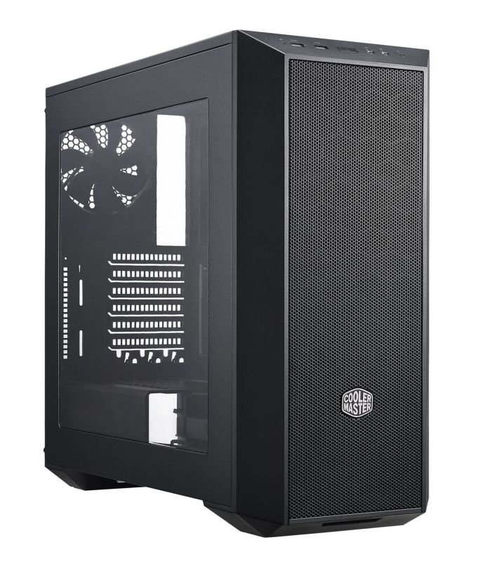 Cooler Master MasterBox 5 Black Edition Case