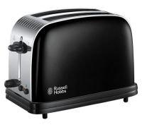 Russell Hobbs Colours Plus 2 Slice Toaster Black