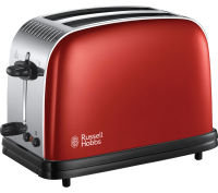Russell Hobbs Colours Plus 2 Slice Toaster Red