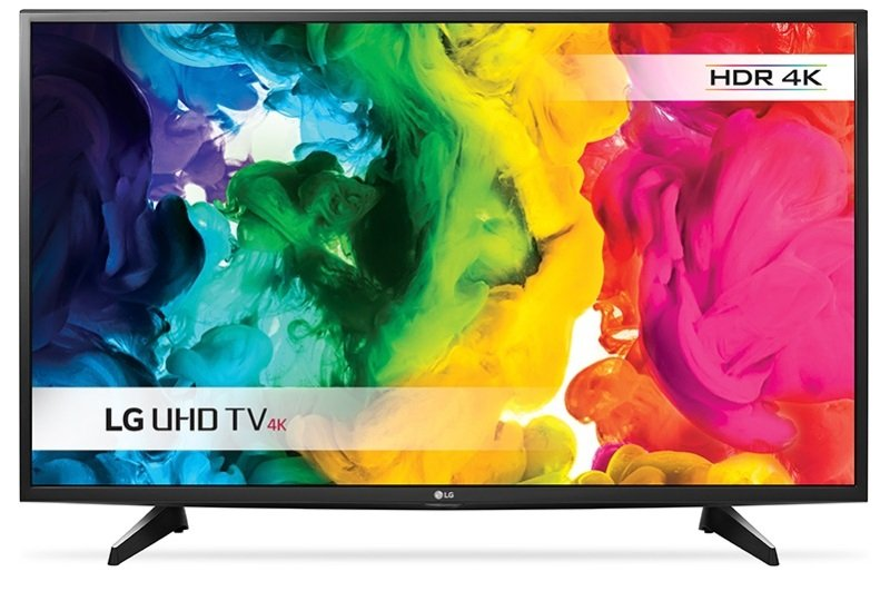 49&quot 4k Uhd Led Tv With Freeview Hd 3840 X 2160 Silver 3x Hdmi And 1