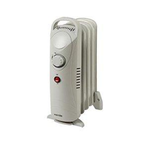 Warmlite Wl43002y 650w Oil Filled Radiator