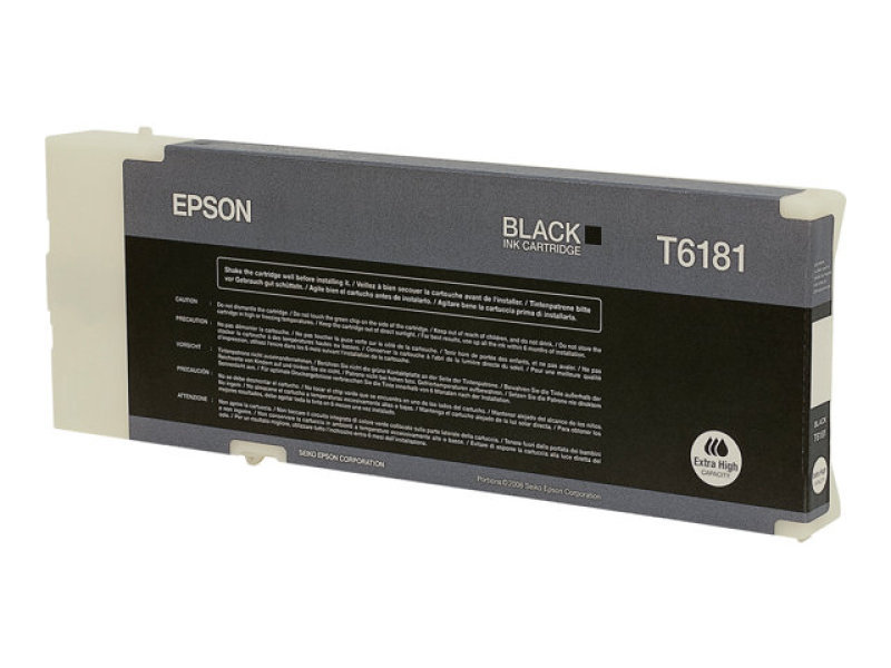 *Epson T6181 Extra High Capacity Black Ink Cartridge