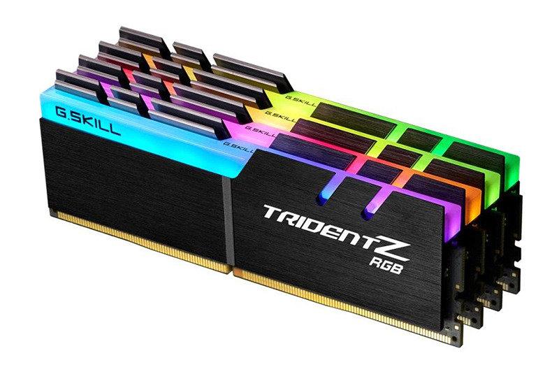 G.Skill Trident Z RGB 16GB Kit DDR4 3466MHz RAM