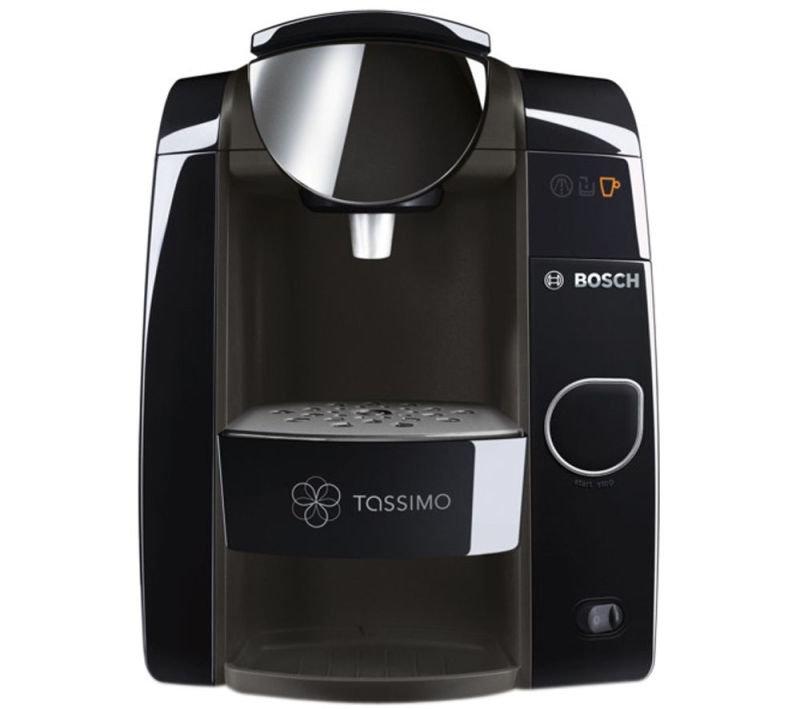 Bosch Tassimo 1300W Joy 2 Coffee Machine Black - Ebuyer