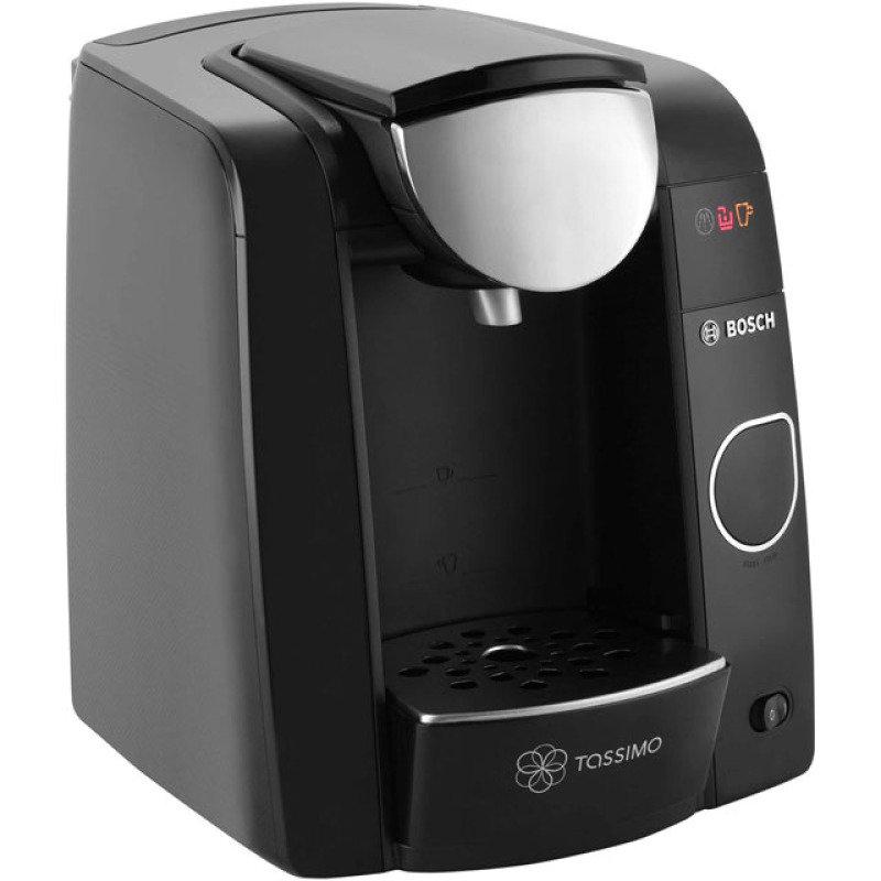 bosch tassimo 1300w joy 2 coffee machine black ebuyer. Black Bedroom Furniture Sets. Home Design Ideas