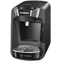 Bosch Tassimo 1300W Suny Coffee Machine Black