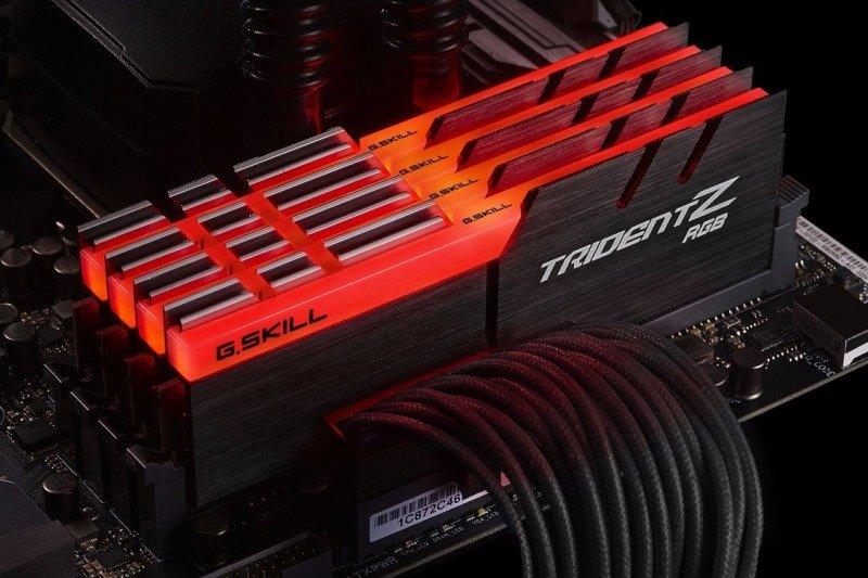 G.Skill Trident Z RGB 16GB Kit DDR4 3866MHz RAM