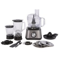 Brabantia 1000W Food Processor Stainless Steel