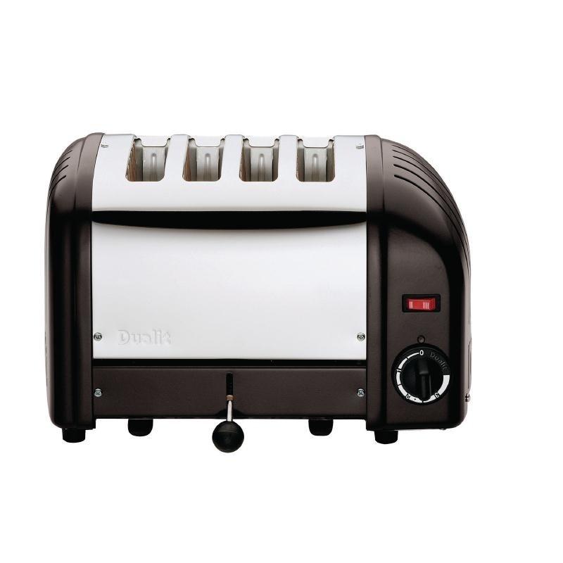 Dualit 4 Slice Vario Toaster Black