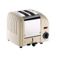 Dualit 2 Slice Vario Toaster Polished Utility Cream
