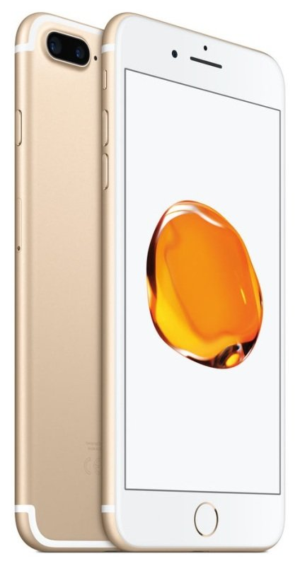 Apple iPhone 7 Plus 256GB - Gold