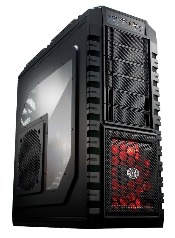 Cooler Master HAF X Hgh Airflow Full Tower