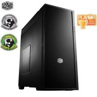 CoolerMaster Silencio 652s Black Usb3.0 Atx PC Gaming Case