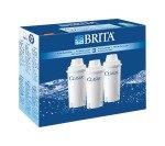 Brita Classic Water Filter Cartridge Pack of 3