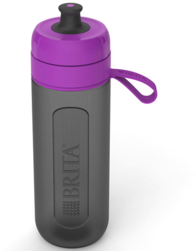 Image of Brita 0.6 Litre fill&go Active Water Bottle Purple