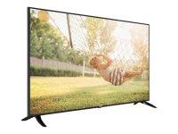 "65"" Black Commercial Tv 4k Uhd 350 Cd/m2 Vesa Wall Mount 400 X 400m"