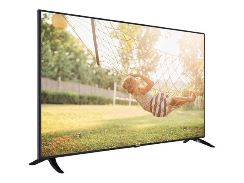 65&quot Black Commercial Tv 4k Uhd 350 Cdm2 Vesa Wall Mount 400 X 400m