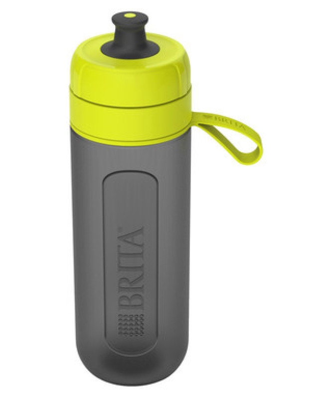 Image of Brita 0.6 Litre fill&go Active Water Bottle Lime