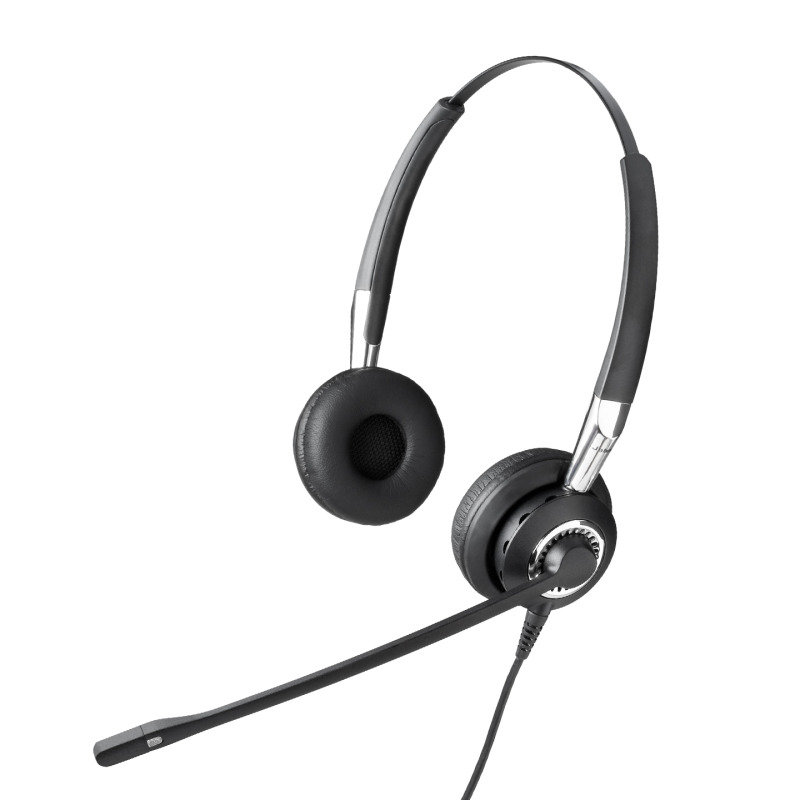 Jabra Biz 2400 II Duo Headset