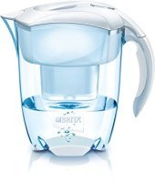 Brita 2.2 Litre Elemaris Meter XL Water Filter Jug White