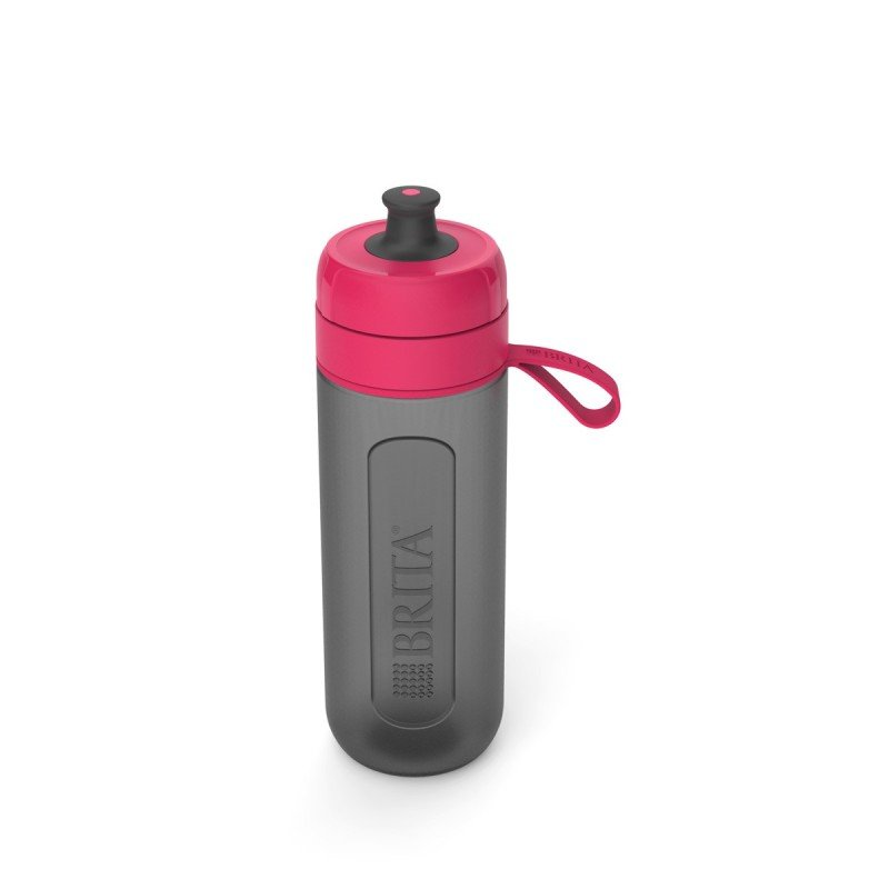 Image of Brita 0.6 Litre fill&go Active Water Bottle Pink
