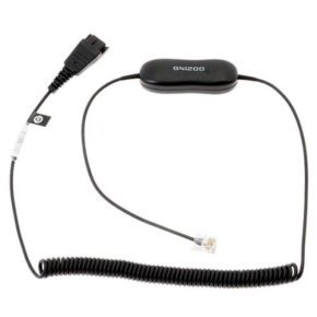 Jabra GN1200 CC Smart Cord Headset cable