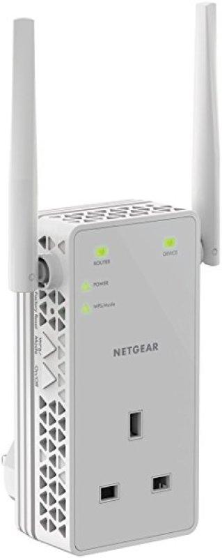 Netgear AC1200 Wallplug Passthrough Extender