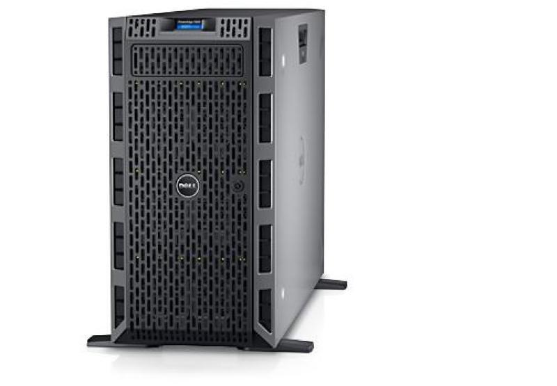 Dell PowerEdge T630 Xeon E52609V4 1.7GHz 8GB RAM 1TB HDD 5U Tower Server