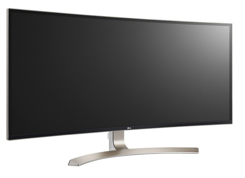 "LG 38UC99 38"" IPS 21:9 UltraWide Curved Monitor"