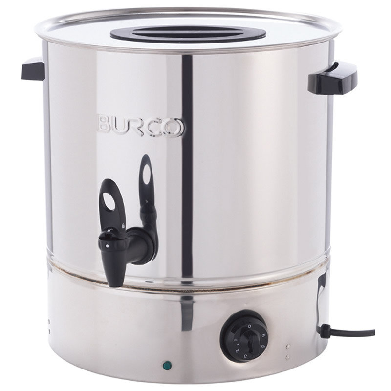 Image of Burco 20 Litre Electric Safety Water Boiler Stainless Steel