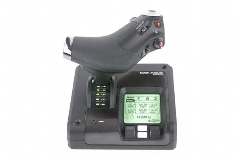 5d99d92faf8 Logitech G Saitek X52 Pro Flight Control System - USB 781861681187 ...