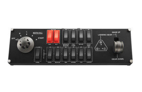 G Saitek Pro Flight Switch Panel