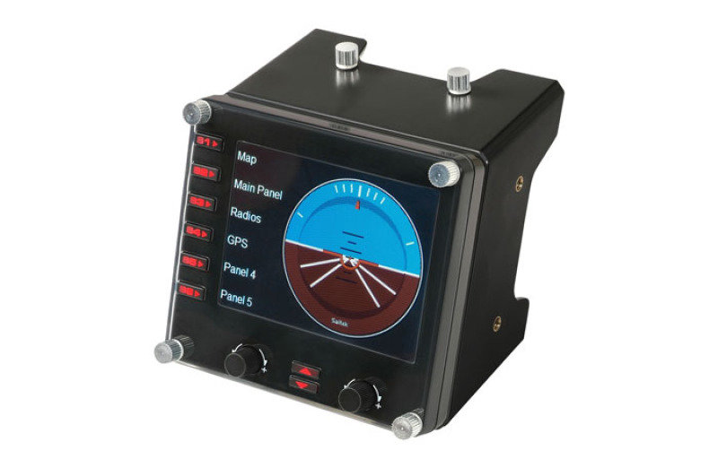 Image of G Saitek Pro Flight Instrument Panel