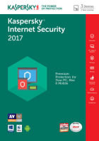 Kaspersky Internet Security 2017 3 Device 1 Year FFP