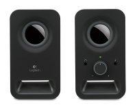 Logitech Z150 PC Speakers Midnight Black