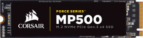 Corsair Force Series 240GB M.2 2280 MP500 PCIe 3.0 x4 (NVMe) Internal SSD