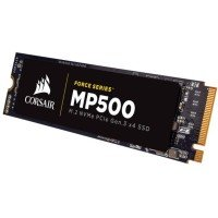 Corsair Force Series 480GB M.2 2280 MP500 PCIe 3.0 x4 (NVMe) Internal SSD