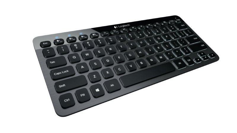 Logitech Bluetooth Illuminated Keyboard K810 UK