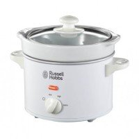 Russell Hobbs 2 Litre Food Collection Slow Cooker White