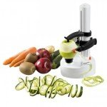 Elgento E19021 Electric Spiraliser and Peeler