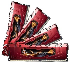 G.Skill Ripjaws 4 16GB Kit DDR4 3000Mhz RAM