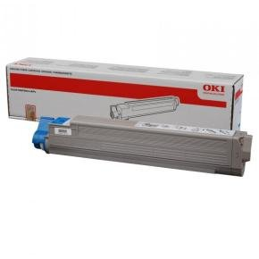 Cyan Toner For The 910/920wt Oki Printers